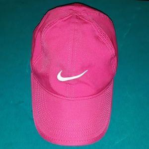 Pink Nike Dri-Fit Hat
